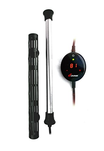 Finnex 300W Digital Touch Control Aquarium Titanium Heater Guard (Finnex 300 Digital Heater compare prices)