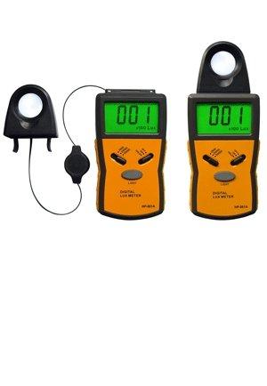 Digital Light Lux Meter / Photo Light Meter Pro With Blacklight