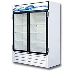 Glass Door Refrigerator For Sale front-379629