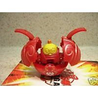 Bakugan Battle Brawlers - Red Clayf Booster Pack - 1