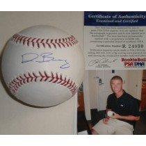 Dylan Bundy Baltimore Orioles PSA DNA ROOKIE COA Autographed Signed Baseball