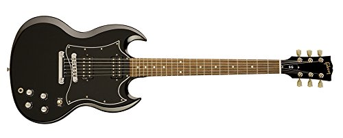 Gibson SG Special Electric Guitar, Ebony  - Chrome Hardware