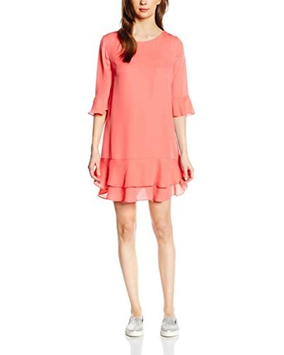 French Connection Vestido Coral