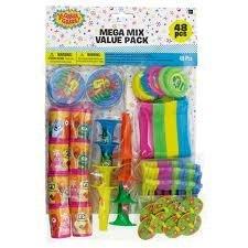 YO GABBA GABBA FAVOR PACK birthday Decoration Party Mega Value Pack Value x48