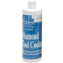 8 Ounce Bottle of Diamond Tool Coolant Concentrate (Makes 3 gl. of coolant)