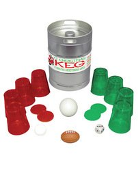 Kheper Games Christmas Keg Game