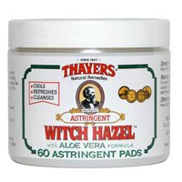Thayers Witch Hazel Pads
