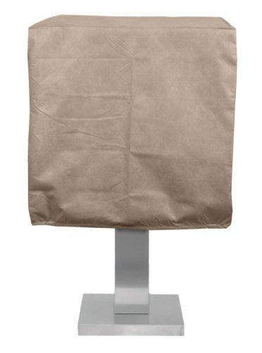KoverRoos III 33051 Pedestal Barbecue Cover, 19-1/2-Inch Diameter by 28-Inch Width by 19-Inch Height, Taupe (Pedestal Grill Cover compare prices)