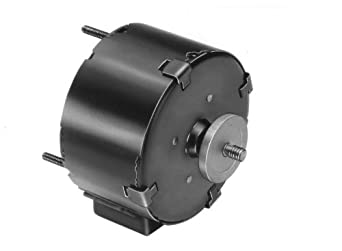 Fasco d437 3 3 frame totally enclosed shaded pole for Electric motor sleeve bearings