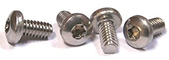 1/4-20 X 3/8 Machine Screws / Torx(R) / Pan Head / Steel / Black Oxide / 4,000 Pc. Carton