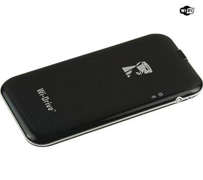 KINGSTON Wi-Drive - External WiFi SSD - 32 GB by KINGSTON
