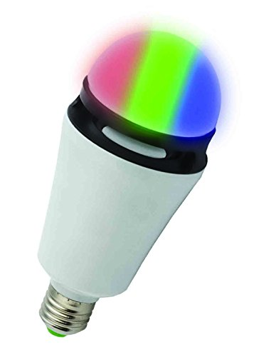 Modernhome Bab-278/24 Led Light Bulb With Bluetooth Wireless Audio
