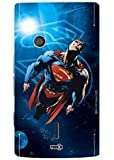 YOUNiiK Styling Skin Sticker Cover Sony Ericsson Xperia X8 - Superman Classic