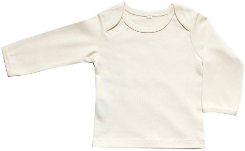 Organic Cotton Baby Clothing Long Sleeve T-Shirt