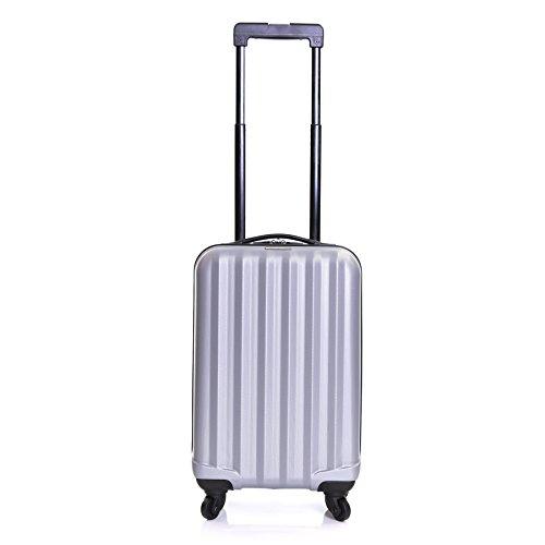 karabar-monaco-cabin-approved-hard-suitcase-silver