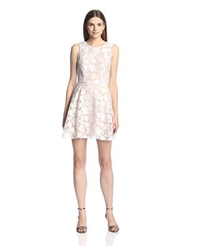 Jay Godfrey Women's Bautista Burnout Floral Dress