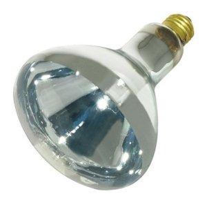 Satco 04366 - 375R40/1 S4366 Heat Lamp Light Bulb