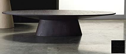 Eyre Coffee Table Black Oak