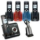 Vtech DS6472-6 5 Handset Cordless Phone