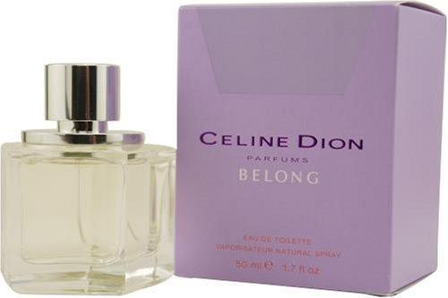 Celine Dion Belong by Celine Dion For Women. Eau De Toilette Spray 1.7-Ounces by Celine Dion
