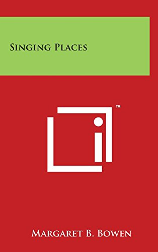 Singing Places