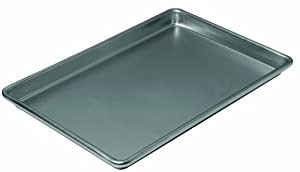 Chicago Metallic Non-Stick True Jelly Roll Pan, 15 by 10-Inch