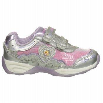 Buy Stride Rite Disney Wish Lighted Rapunzel Running Shoe (Toddler Little Kid) by Stride Rite