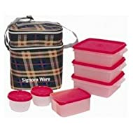 Signoraware Family Pack Lunch With Bag