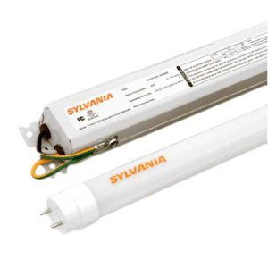 Sylvania 71441 - LED22T8L48/F/1X2HO/841/UNV LED Straight Tube Light Bulb for Replacing Fluorescents