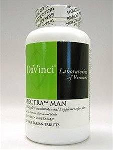 Davinci - Spectra Man, 120 Tablets