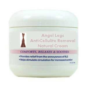 3 Jar Angel Legs Anti-cellulite Removal Natural Cream