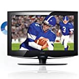 Coby TFDVD2295 22-Inch 720p Widescreen LCD HDTV/Monitor with DVD Player and ....