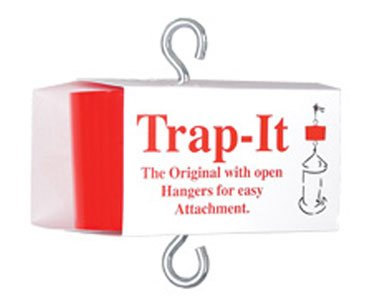 Trap-It-Ant Bulk Trap Color: Red