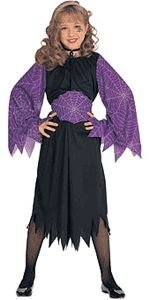Rubie's Costume Witch Of The Webs Child Costume, Small