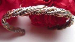 Ladies 7 Inch Cuff Bracelet #39M