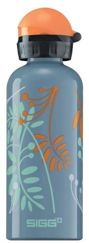 Sigg Lifestyle Water Bottle - Sport Top - 0.6L Tomorrow Blossoms, One Size front-819481