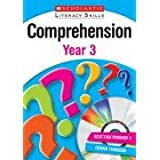 Comprehension: Year 3 (New Scholastic Literacy Skills)by Donna Thomson