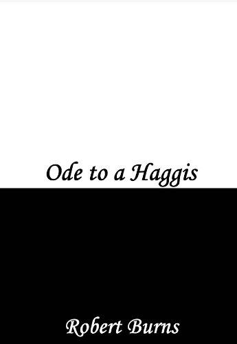 To a Haggis PDF