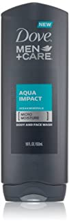 Dove Men+Care Aqua Impact Body and Fa…