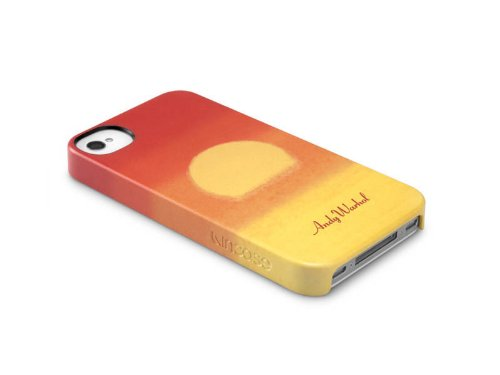 INCASE(インケース)iPhone4/4S Andy Warhol Warhol Snap Case SUNSETS サンセット (iphone4&4S用, SUNSETS)