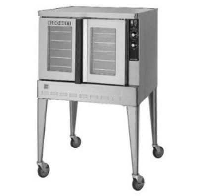 Blodgett Zeph-200-Ga Single Full-Size Gas Convection Oven, Ng, Each