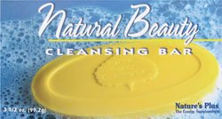 Nature Plus Natural Beauty Cleansing Bar Ingredients