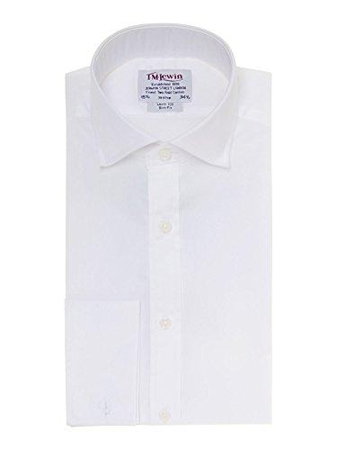 uomo-slim-fit-tmlewin-popline-camicia-bianco