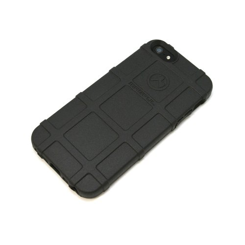 【正規代理店品】MAGPUL au softbank docomo iPhone5/5s用ケース Field Case5 Black MAG452-BLK