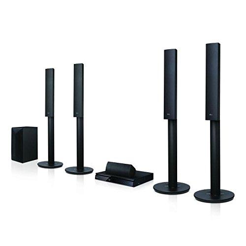 LG LHB655W Système Audio