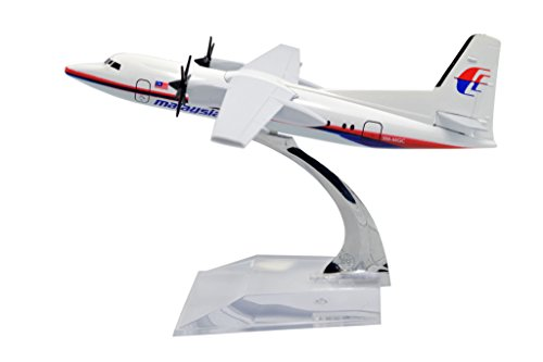 tang-dynastytm-1400-16cm-fokker-f50-malaysia-airlines-metal-airplane-model-plane-toy-plane-model