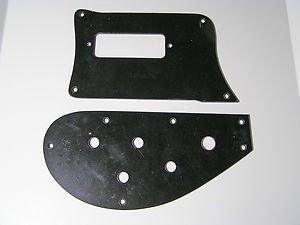 Rickenbacker 4001 Pickguard - Black