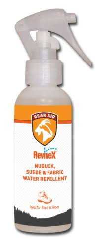 McNett ReviveX Nubuck, Suede & Fabric Water Repellent, 4oz