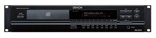 Denon DNC615 Pro Rack Mount CD Player with Digital Output