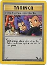 Here Comes Team Rocket! - Team Rocket - 71 [Toy]